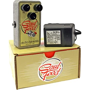 Electro Harmonix Soul Food Overdrive Pedal w/EHX Power Supply!