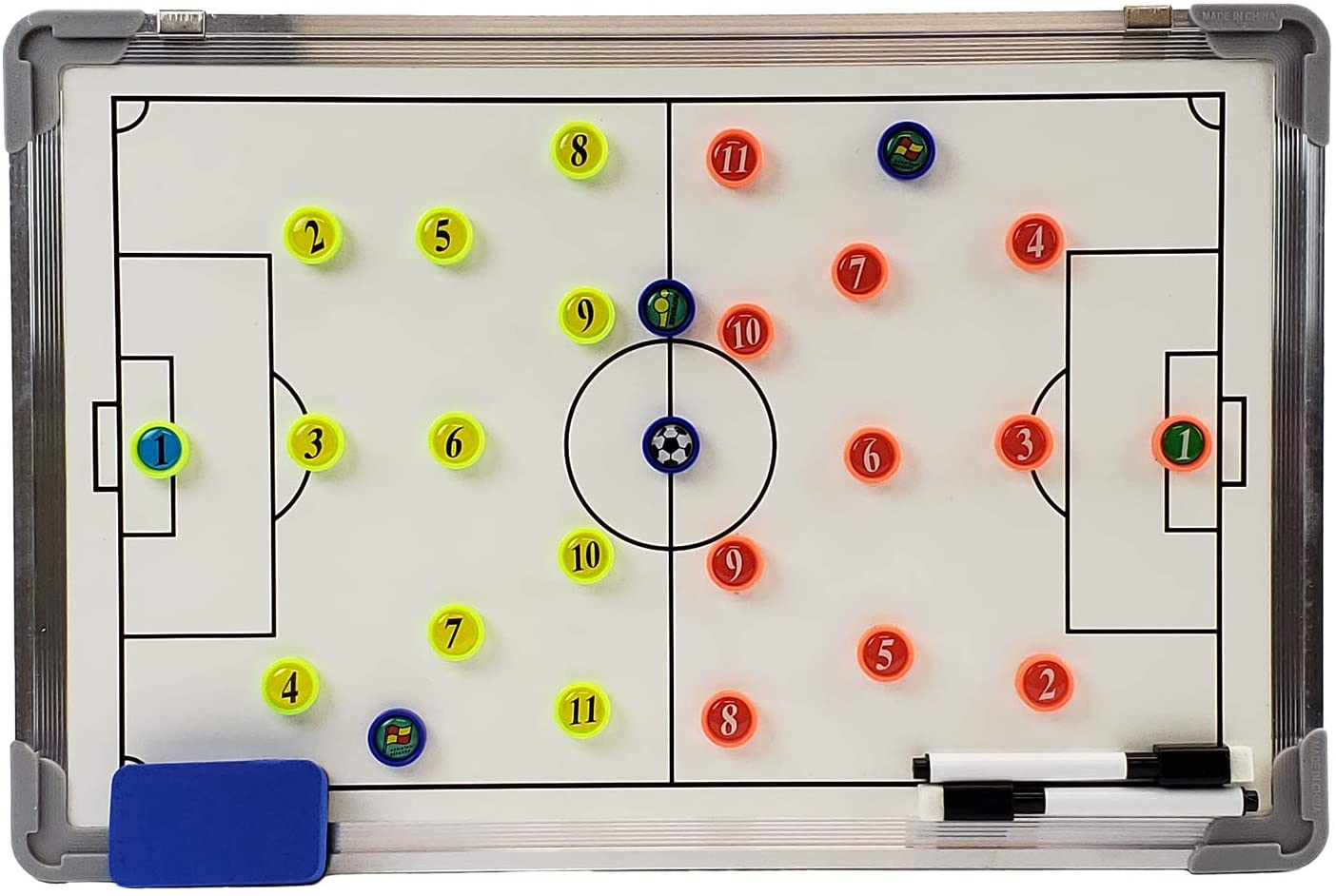 High order Murray Colorado Springs Mall Sporting Goods Magnetic Coaches Board Dry Marker Erase