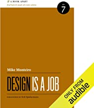 design is a job audiobook