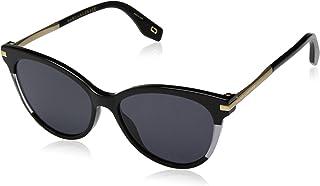 Marc Jacobs 295/S Womens Cateye Sunglasses, 55mm