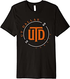 UT Dallas Comets NCAA T-Shirt RYLUTD11