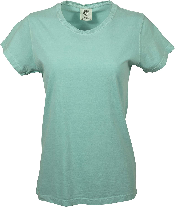 Comfort Colors Women's Short Sleeve Tee Style 3333
