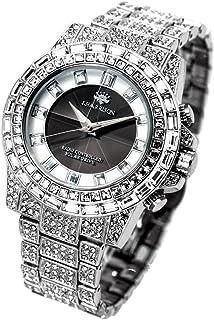 (ジョンハリソン) JOHN HARRISON メンズ 腕時計 シャニングソーラー電波時計 JH-025SB 【並行輸入品】