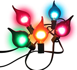 Holiday Bright Lights Christmas Oh What Fun Light Strands- Multicolor (Bulbs- Multicolor)