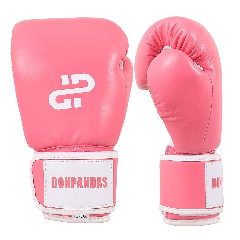 MASCOTSHOWS MASCOTS MAKE LIFE BEAUTIFUL Pro Grade Boxing Gloves,Kickboxing Bagwork Gel Sparring Training Gloves, Muay Thai Style MMA Punching Bag Mitts, Fight Gloves Men & Women & Kids