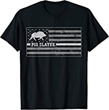 Wild Boar Hunter Pig Slayer Hog Hunting Gear Shirt Javelina