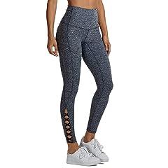 19f039fcbcda4 CRZ YOGA Women's High-Waist Tight Tummy Control Sports Yoga J ..