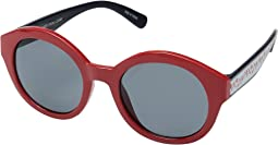 Janie and Jack Round Oversized Sunglasses (4-6 Years)