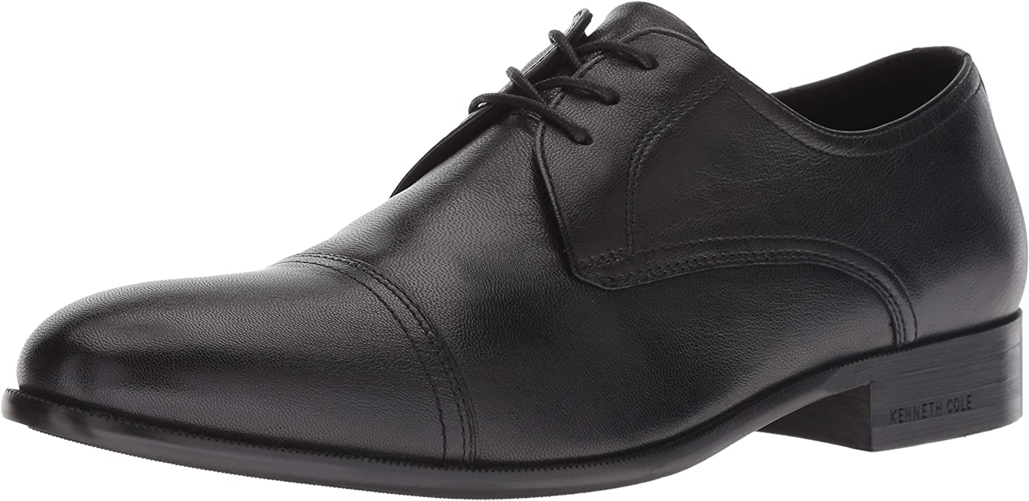 Kenneth Cole New York Mens Capital Lace Up Oxford