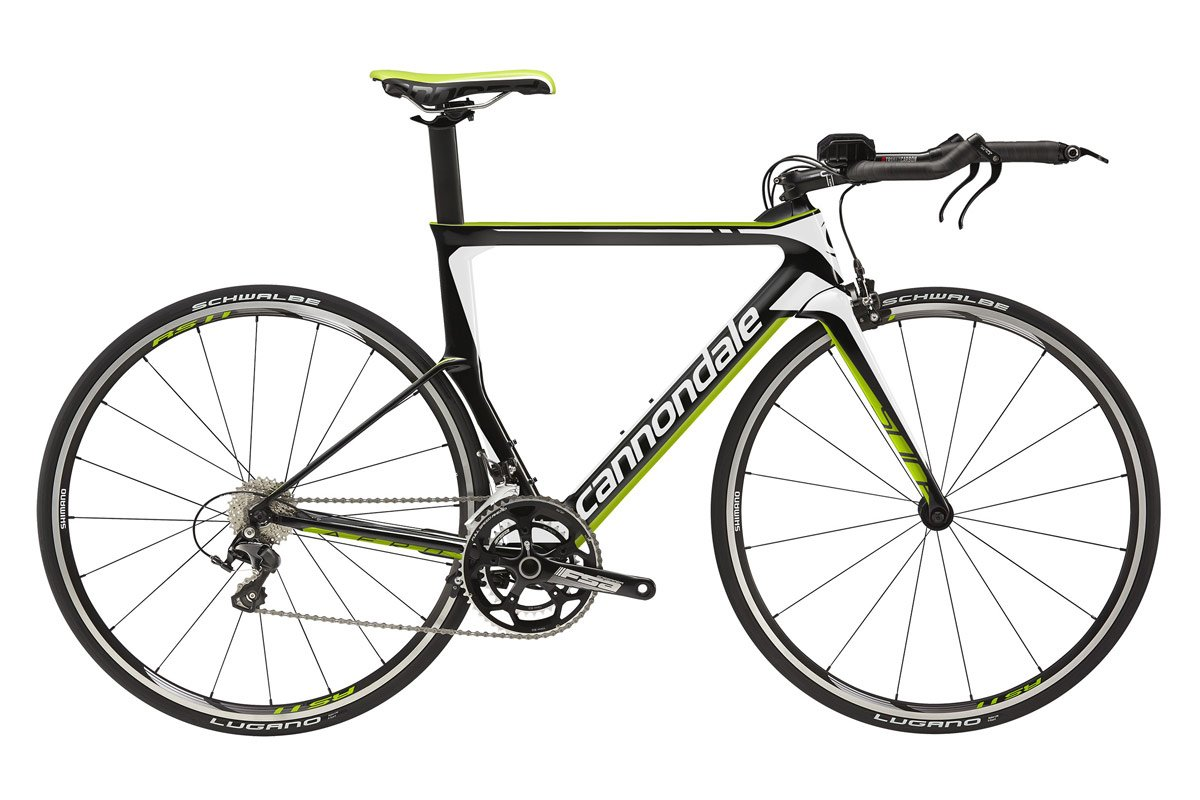 Cannondale Slice 105 gr, 54 cm unisex bicicletas de triatlón ...