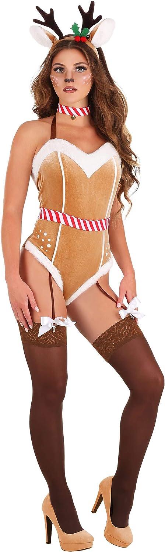 Sexy Reindeer Costume for 新作 大人気 現金特価 Women