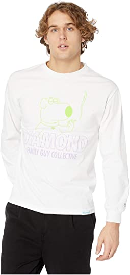 Diamond Family Guy Collection Long Sleeve
