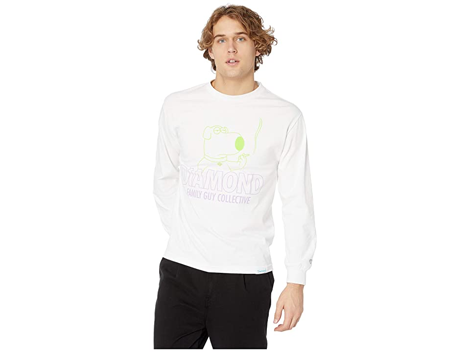 Diamond Supply Co. - Diamond Supply Co. Diamond Family Guy Collection Long Sleeve