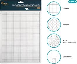 Best transparent grid paper for drawing Reviews