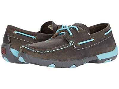 Twisted X WDM0098 (Grey/Light Blue) Women