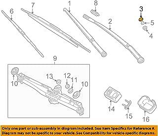 Genuine BMW Wiper Arm Cover E46 (E65 E66 7 Series) (E83 X3) R60 R61 MINI