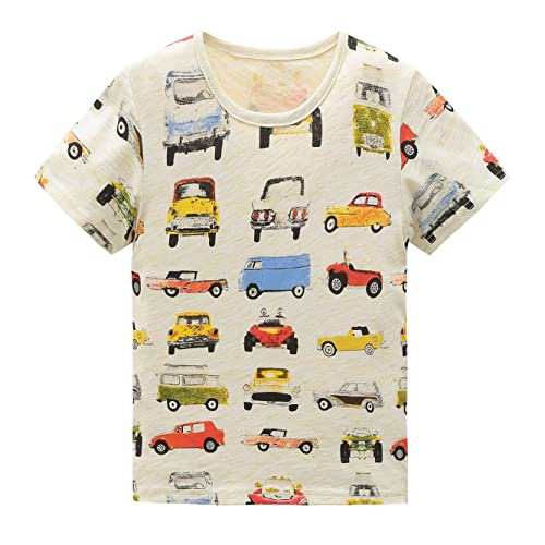 Mechanic Childrens Long Sleeve T-Shirt Boys Cotton Tee Tops