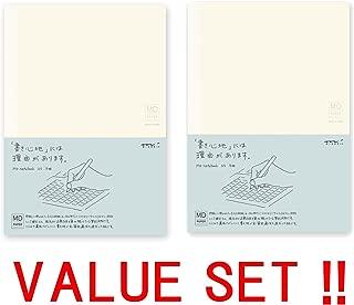 ×2 Midori MD Notebook - A5 Grid Paper