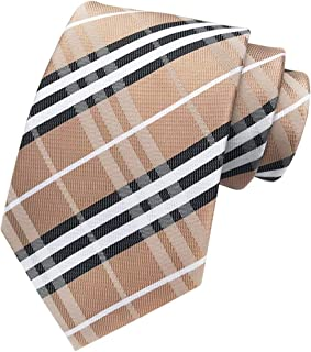 Best brown check tie Reviews