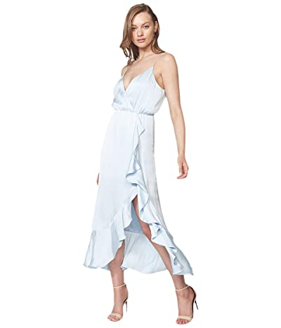 Bardot Aliyah Midi Dress (Blue Dust) Women