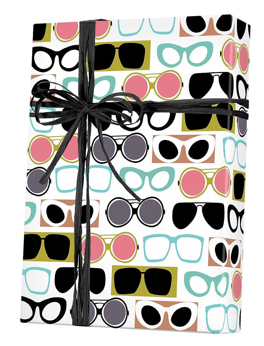 Summer Shades Everyday Gift Wrap Flat Sheet - 24