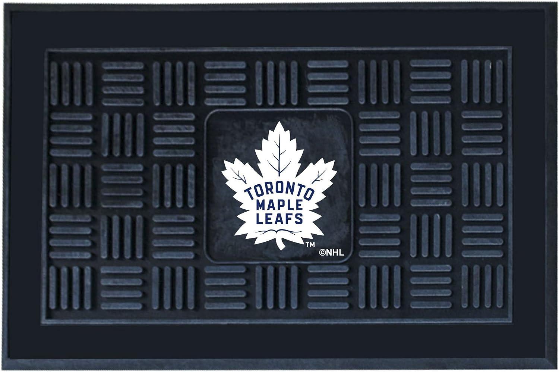 FANMATS NHL Tgoldnto Maple Leafs Vinyl Door Mat