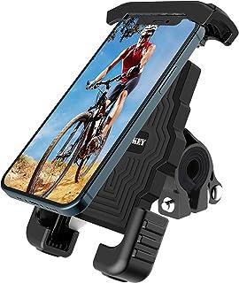 Soporte Movil Bicicleta, Soporte para Teléfono antivibración para Motocicleta, Soporte para Teléfono Móvil para Bicicleta ...