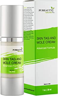 Skin Tag Mole And Wart Cream Infused with Essential Oils, Moisturizer with Advanced Natural Formula To Help Reduce The App...