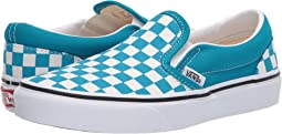 (Checkerboard) Caribbean Sea/True White