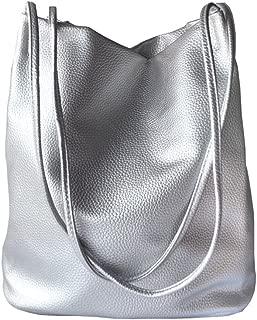 Bucket Bag Womens Purse Leather Shopper Totes Hobos Shoulder Bags