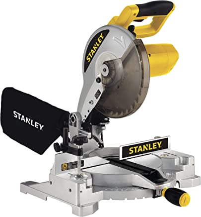 "Stanley STSM1525-BR, Serra de Esquadria 1.500W, Amarelo/Preto, 10"""