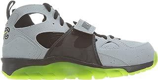Nike Air Trainer Huarache QS Wolf Grey - Black - Volt Mens 10.5