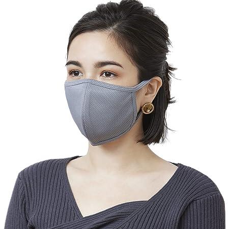 夏用 保冷剤付き 洗える マスク 日本製
