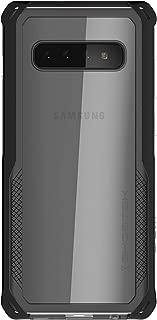 Ghostek Cloak Military Grade Shockproof Case Designed for Galaxy S10 Plus S10+ – Black