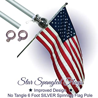 Best 1 flag pole Reviews