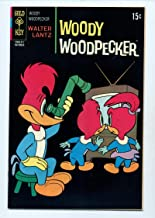 Woody Woodpecker #114 Gold Key 1970