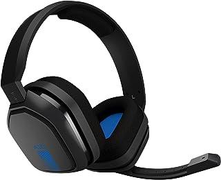 ASTRO - A10 para PS4 - Diadema para Gaming - Negro/Azul - Platinum Edition