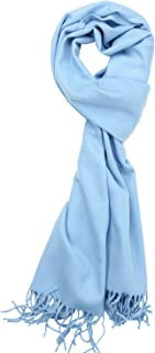Soft & Warm Solid Color Cashmere Feel Winter Scarf Unisex