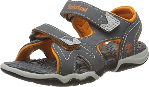 Timberland Adventure Seeker 2 Strap (Youth), Sandales Bout Ouvert Mixte Enfant