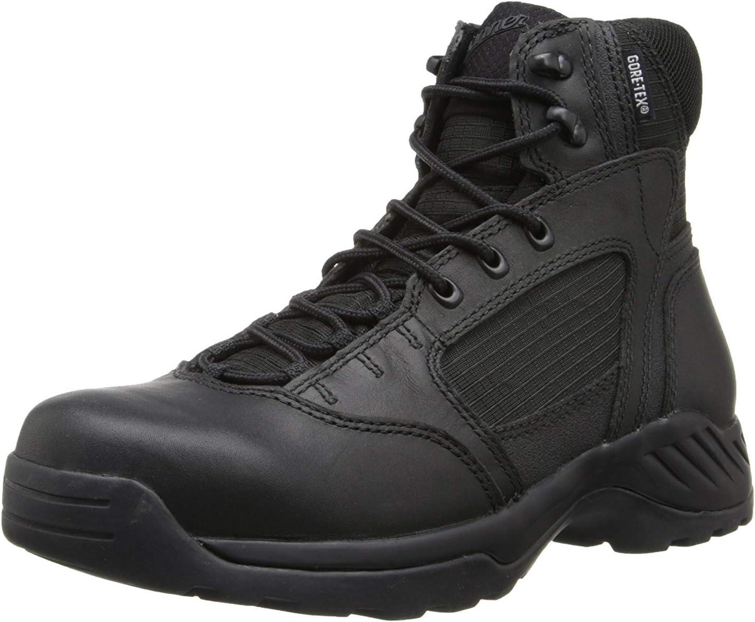 Danner Men's Kinetic 6 Inch GTX 10. Boot Enforcement Law 2021 autumn and winter new Black famous