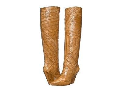 Tory Burch 90 mm Boot (Tan) Women