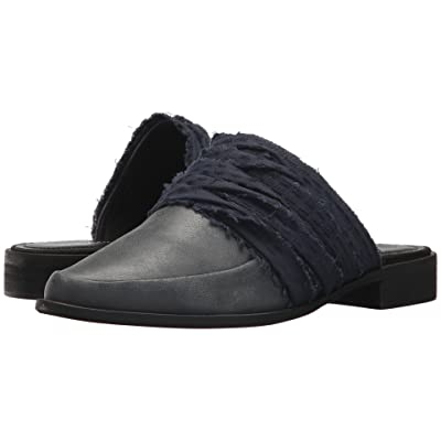 Kelsi Dagger Brooklyn Alder Slide (Black/Navy) Women