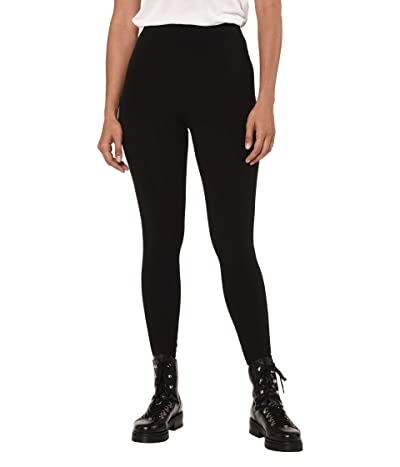 AllSaints Bri Leggings (Black) Women