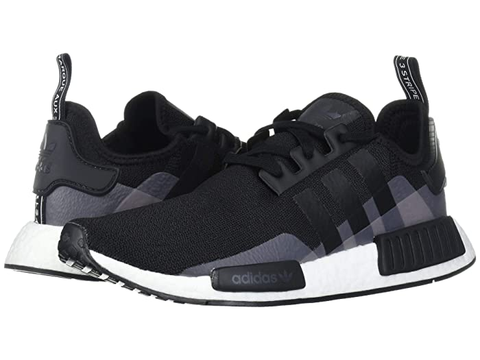 adidas Originals  NMD_R1 (Core Black/Core Black/Vapour Pink) Mens Running Shoes
