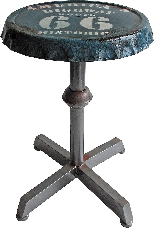 NACH fz-S3103 Zell Bar Stool, Chair, bluee