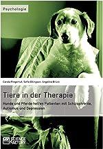 Tiere in der Therapie. Hunde und Pferde helfen Patienten mit Schizophrenie, Autismus und Depression