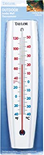 Taylor Outdoor Jumbo Wall Thermometer