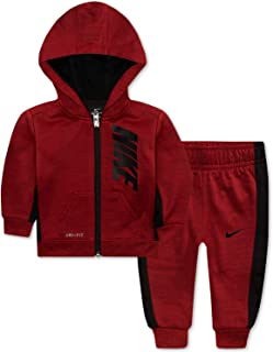 NIKE Baby 2 Pieces Pants Top Hoodie Set Set Oufit