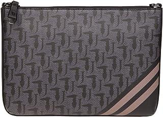 Trussardi Women's 75B004819y099999k299 Grey Polyurethane Clutch