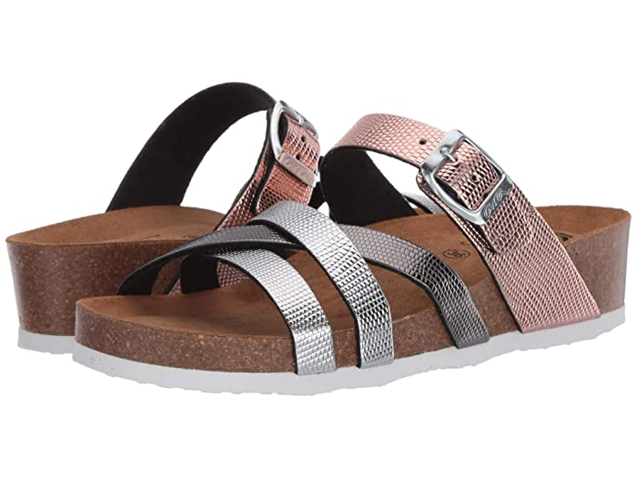ara  Beth (Silver/Anthracite/Rose Gold) Womens Shoes